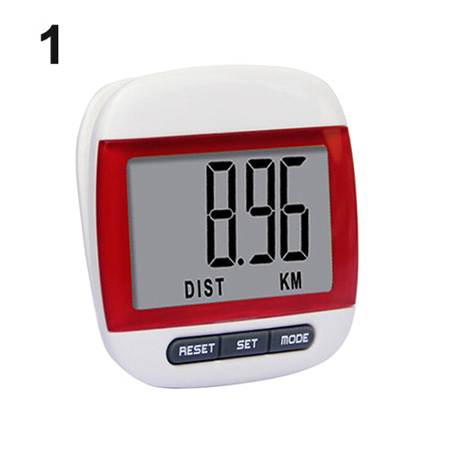 Mini Waterproof Step Movement Calories Counter and Pedometer