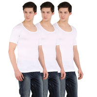 Mens Cotton Vest (pack of 3) - TirupurFactorySale.com