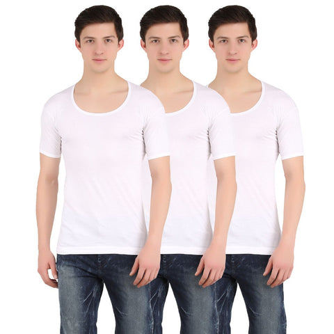 Mens Cotton Vest (pack of 3)