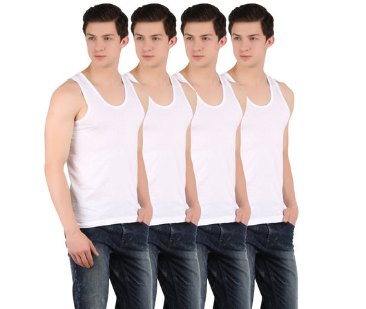 Mens Premium Vest (pack of 4) - TirupurFactorySale.com