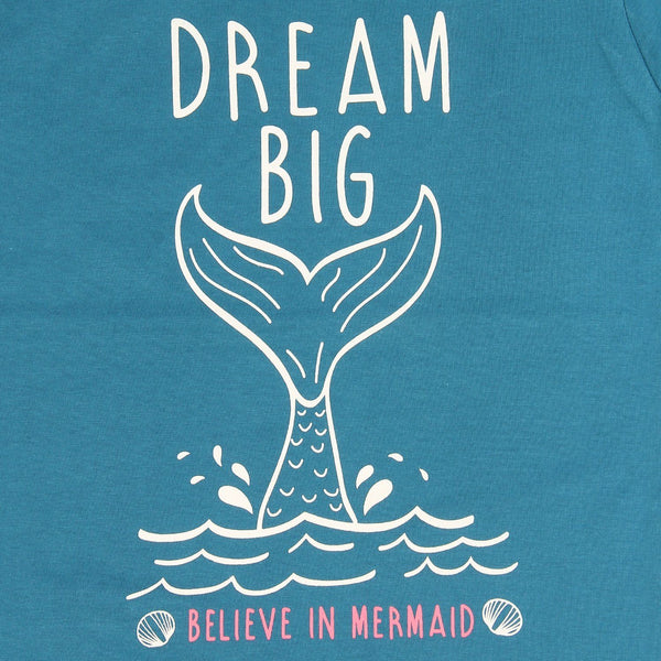 Womens Mermaid tee - TirupurFactorySale.com