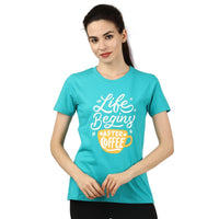 Womens coffee tee - TirupurFactorySale.com