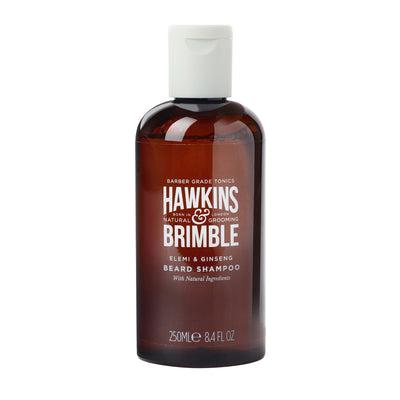 Beard Shampoo 250ml / 8.5 fl oz)