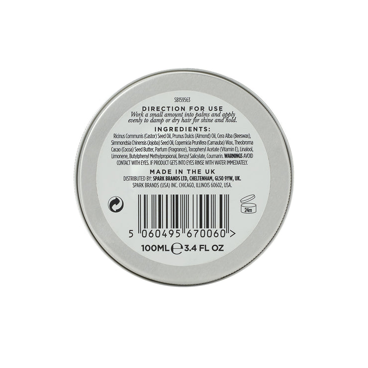 Molding Hair Wax (Light to Medium Hold) 100ml / 3.4 fl oz