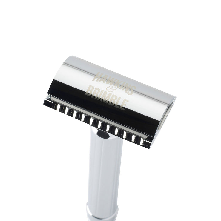 Traditional Metal Safety Razor