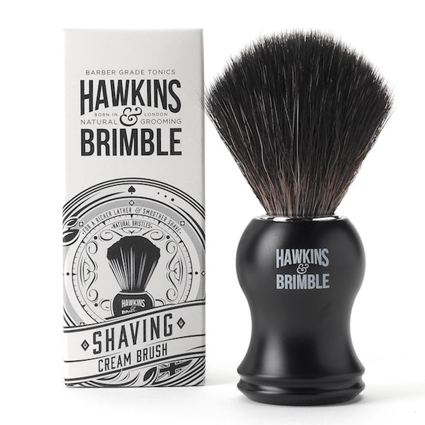 Synthetic Shaving Brush - Hawkins & Brimble EU