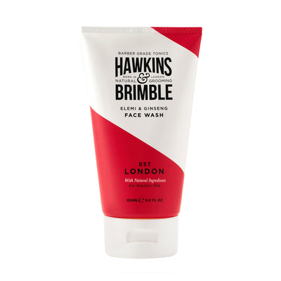 Face Wash 150ml - Hawkins & Brimble EU