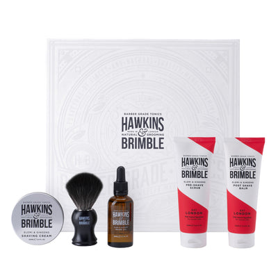 Limited Edition Gift Set - Hawkins & Brimble EU