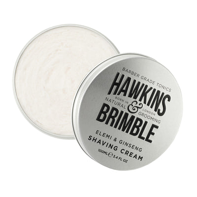 Shaving Cream 100ml - Hawkins & Brimble EU