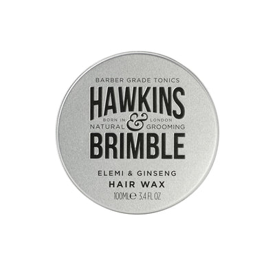 Molding Hair Wax (Light to Medium Hold) 100ml - Hawkins & Brimble EU