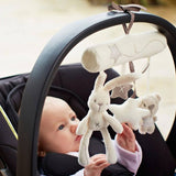 Plush Toys - HOT Sale: Plush Baby And Kids Toys -Stroller Hanging Musical Pendant Multi-functional