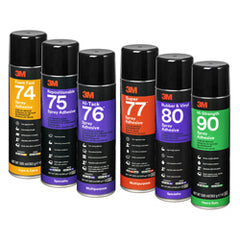 Browse our 3M™ Spray Adhesives collection.