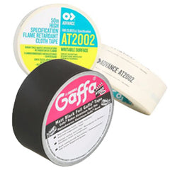 Browse our Fire Retardant Cloth Tapes collection.