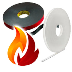 Browse our Fire Retardant Double Sided Tapes collection.