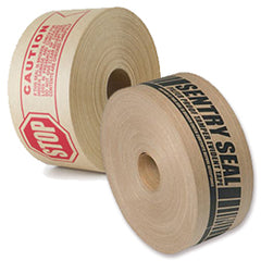 Browse our Pre Printed Water Activated Reinforced Gum Paper Tape collection.