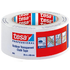 Browse our Tesa 4665 Transparent Cloth Tape collection.