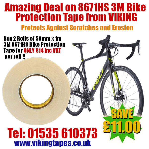 Bike Protection Tape Special Offer