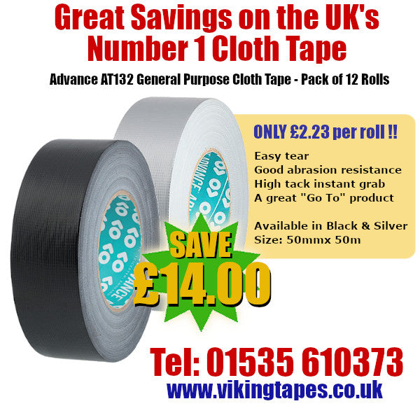 Cloth Tape Special Offer