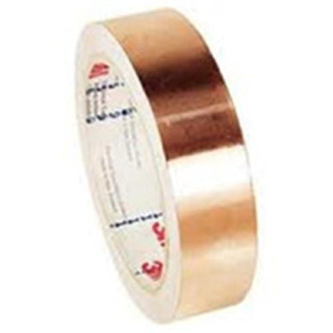 3M 1181 Copper Electrical Tape 25mm x 16.5m