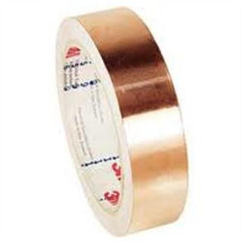 3M 1182 Copper Electrical Tape 25mm x 16.5m