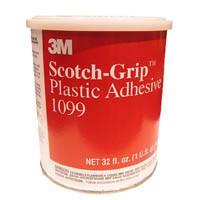 2 Pack of 3M Scotch-Grip 1099 Contact Adhesive 5ltr