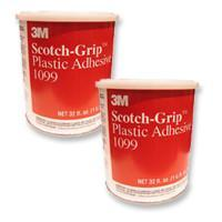 6 pack of 3M Scotch-Grip 1099 Contact Adhesive 1ltr