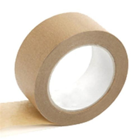 VKECO50 ECO Self Adhesive Paper Tape 50mm x 50m