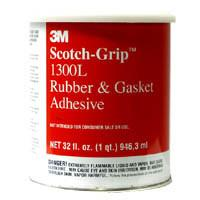 3M 1300L Scotch-Grip/Fastbond Contact Adhesive 1ltr UK Mainland only