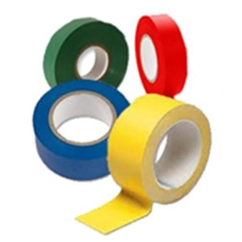 VKPOLYBST Coloured Poly Box Sealing Tape 25mm x 66m