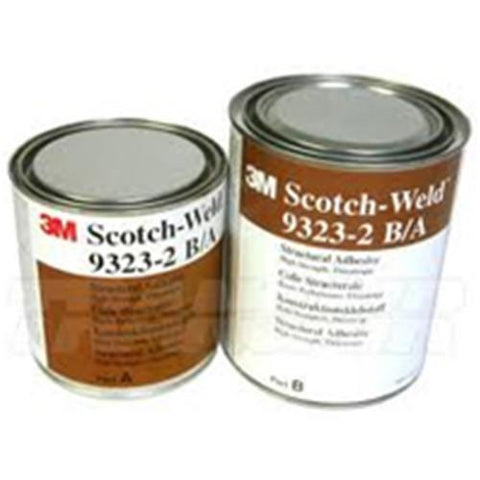 3M 9323-2 B/A Epoxy Adhesive 1 Litre Kit UK Mainland only