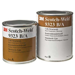 3M 9323-150 B/A Epoxy Adhesive 1 Litre Kit UK Mainland only, 30 day lead