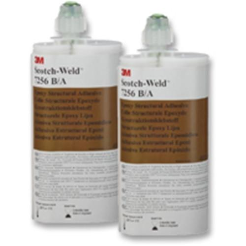 3M 7256 B/A Structural Adhesive 200ml Cartridge