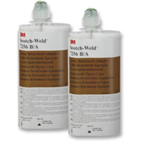 3M 7256 B/A Structural Adhesive 200ml Cartridge UK Mainland only