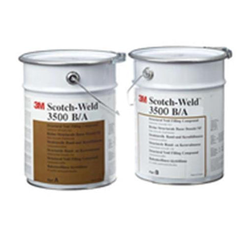 3M Scotch Weld 3500-2 B/A Void Filling Compound 4.5kg Kit