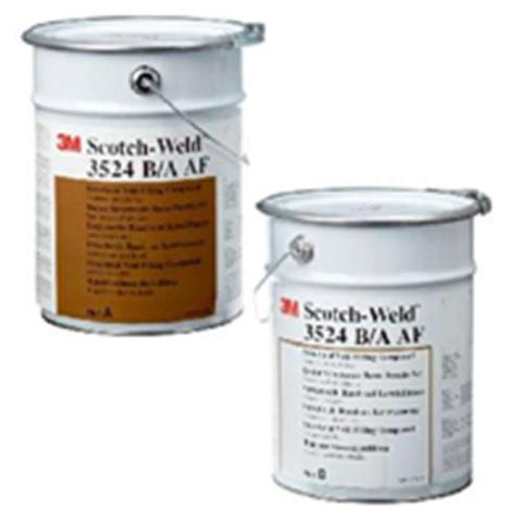 3M Scotch Weld 3524 B/A Void Filling Compound 15KG Kit AF Blue UK Mainland only