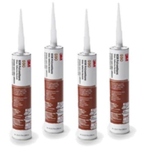 3M 590 Polyurethane Adhesive Sealant 310ml Cartridge - UK Mainland Only