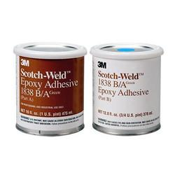 3M 1838 B/A Two Part Structural Adhesive 1.8KG UK Mainland only