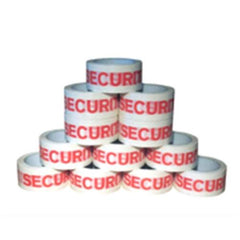 PP13 Security Pre Printed Packaging Tape 48mm x 66m