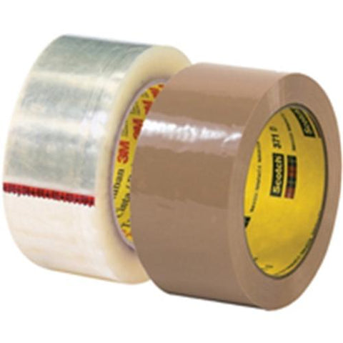 3M™ 371 General Purpose Box Sealing Tape 48mm x 66m