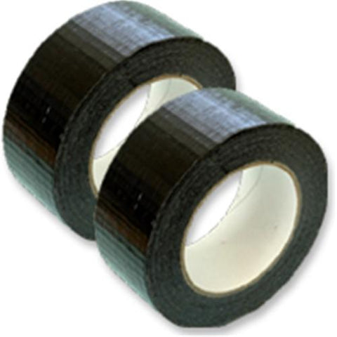 VKGaffer Black General Purpose Cloth Tape 48mm x 50m
