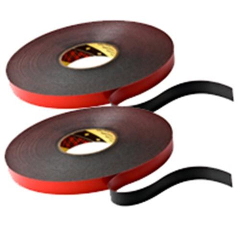 3M 5962 VHB Acrylic Foam Tape 25mm x 33m x 1.5mm