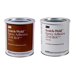 3M EC 2216 B/A Scotch Weld Epoxy Adhesive 1.6 litre  - (11-12 week lead time) UK Mainland only