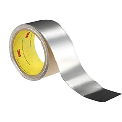 3M 2552 Sound Damping Aliminium Foil Tape 50mm x 33m