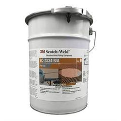 3M Scotch Weld 3534 B/A Void Filling Compound 4KG Kit Blue