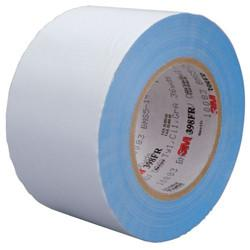 3M 398FR Flame Retardant Glass Cloth Tape 50mm x 33m