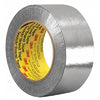 3M 363 Fire Retardant Glass Cloth / Aluminum Foil Tape