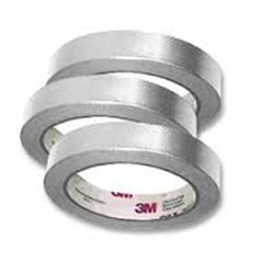 3M 1345 Electrically Conductive Copper Foil Tape 25mm x 16.5m