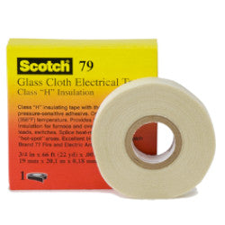 3M 79 Glass Cloth Electrical Tape 50mm x 55m