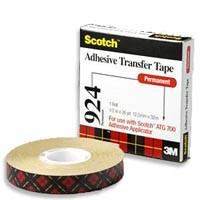 3M 924 ATG Transfer Tape 6mm x 55m