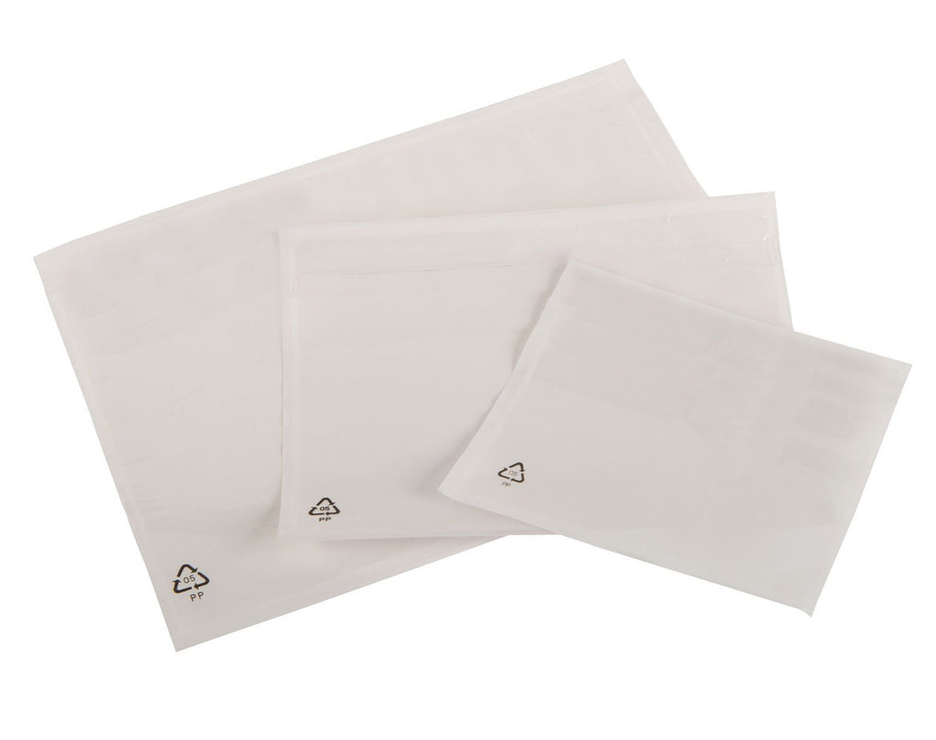 A6PL Plain Document Enclosed Envelopes 160 x 110 A6